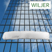 Wiljer Blue & White Scrubber Sleeve Video