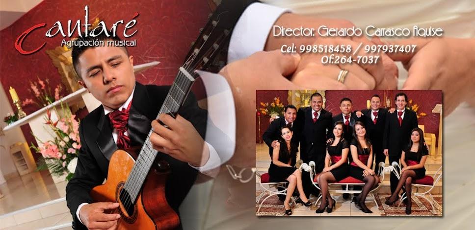 Cantaré Agrupación Musical