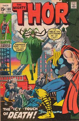 Thor #180, Hela