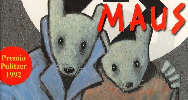 Maus, de Art Spiegelman: Un cómic premiado con un Pulitzer [Reseña]