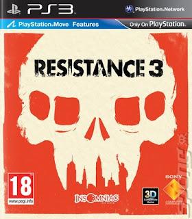 DOWNLOAD GRÁTIS Resistance 3 PS3-DUPLEX