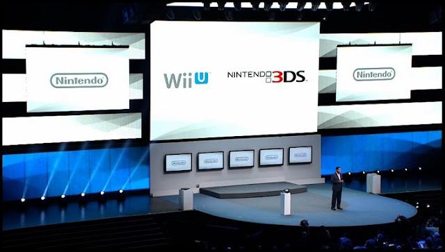 Reggie Fils-Aime speaking at Nintendo's E3 2012 presentation