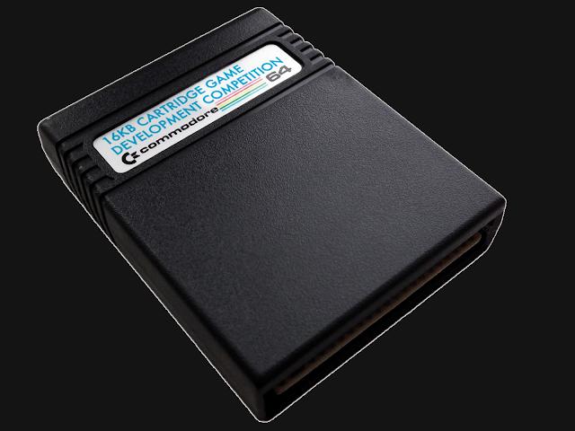 Abierto el plazo para participar en la nueva edición del torneo de desarrollo de cartuchos de 16k para C64