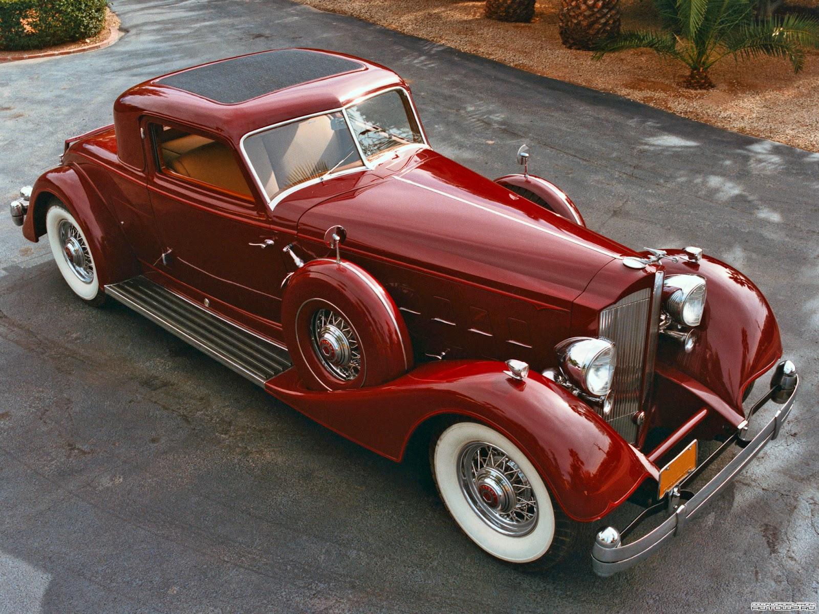 1930s luxury cars