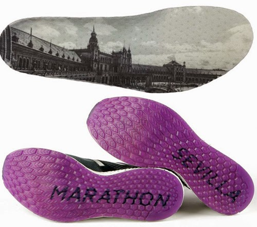 New Balance Fresh Foam Zante Sevilla plantillas zapatillas suelas marathon