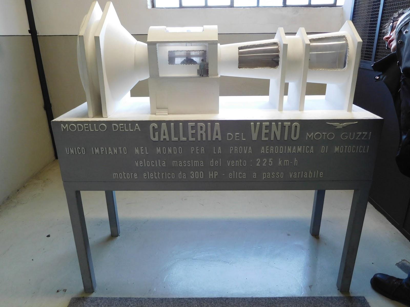 NYDucati: Moto Guzzi Galleria del Vento