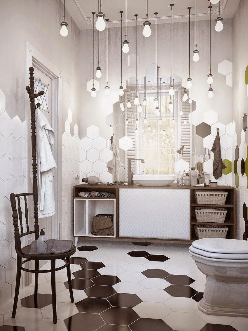 Nat et nature, le blog: comment bien aménager sa salle de bains