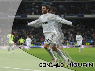 Gonzalo Higuain Wallpaper 2011 5