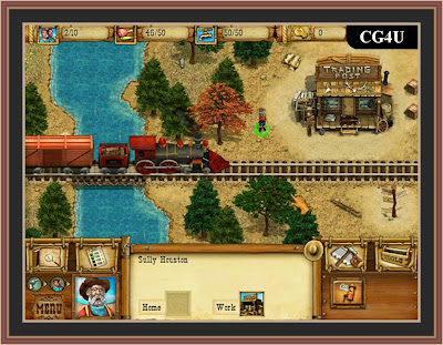 Westward Game Screenshots