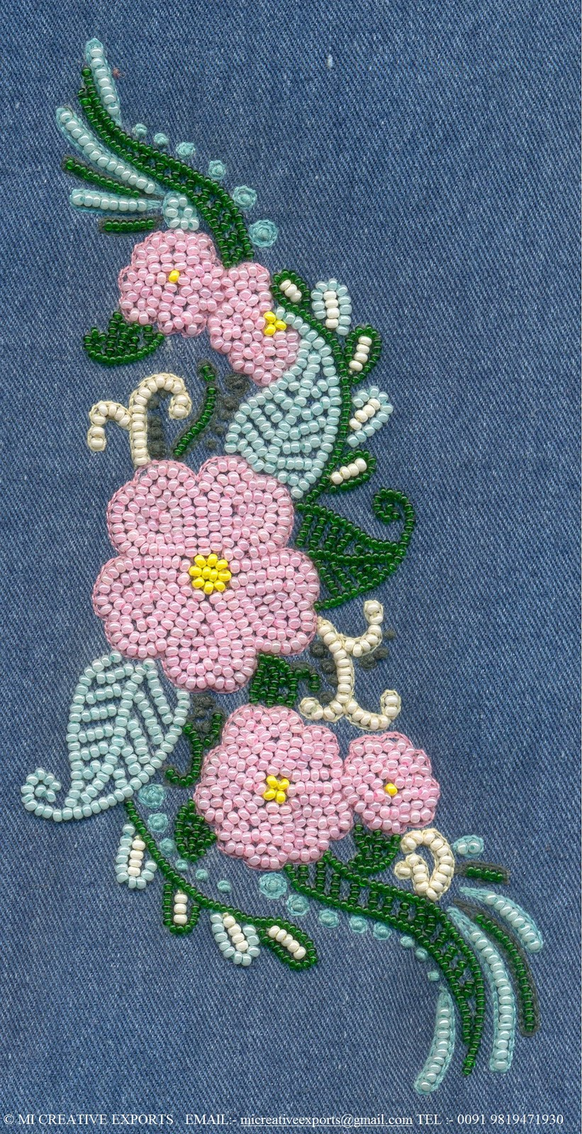 Free bead embroidery patterns authoritative answer