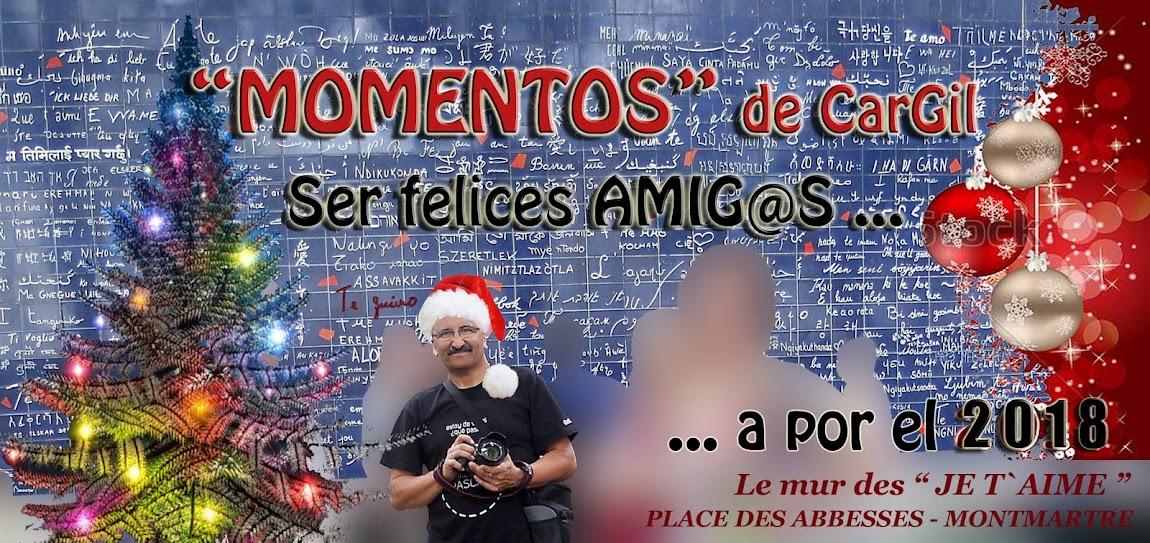 MOMENTOS De CarGil