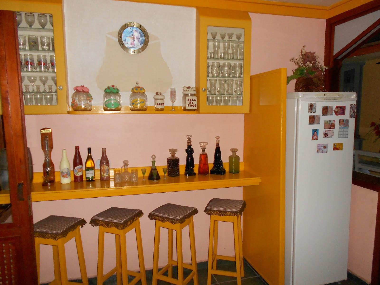 design a arte de decoração: Espaço criado dentro de uma cozinha #BC740F 1600x1200