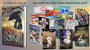 A MORTAL SONG Japan Extravaganza Giveaway