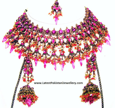 Bridal Jewellery Collections 2016