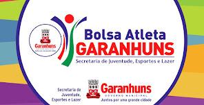 BOLSA ATLETA GARANHUNS
