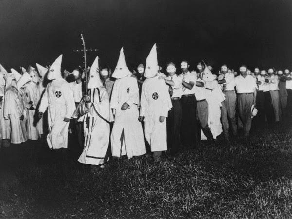 the Ku Klux Klan hakkında bilmedikleriniz