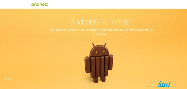 android kitkat 4.4 is next android update from google