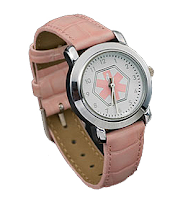 Style Athletics Creative Medical ID Bracelet Allergies Pink Watch