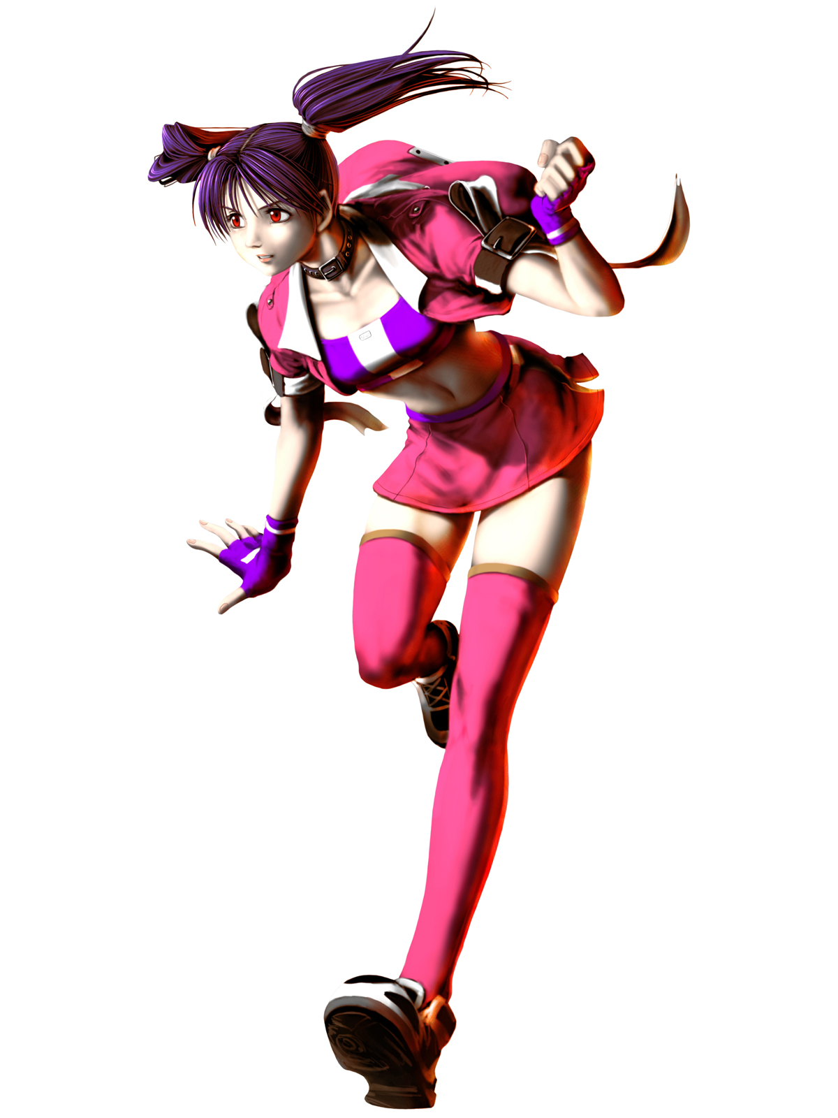 All Videogame Fighting Characters: Alice Tsukagami (BLOODY ...