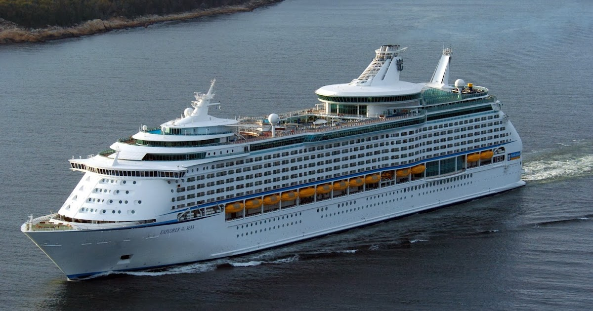 EXPLORER OF THE SEAS Current Position  Ship Cruises