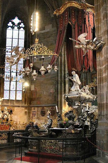 Praga: catedral São Vito