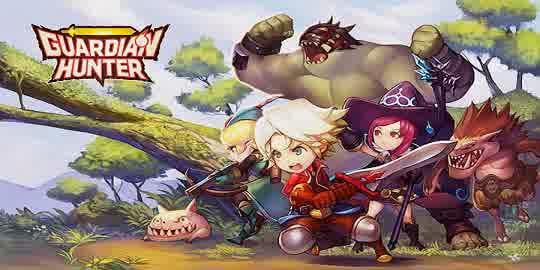 Review Games Android: Guardian Hunter: SuperBrawlRPG Full Version 2015