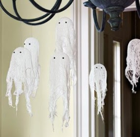 Como decorar um halloween