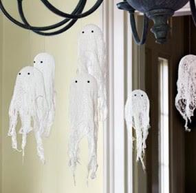Como decorar um halloween