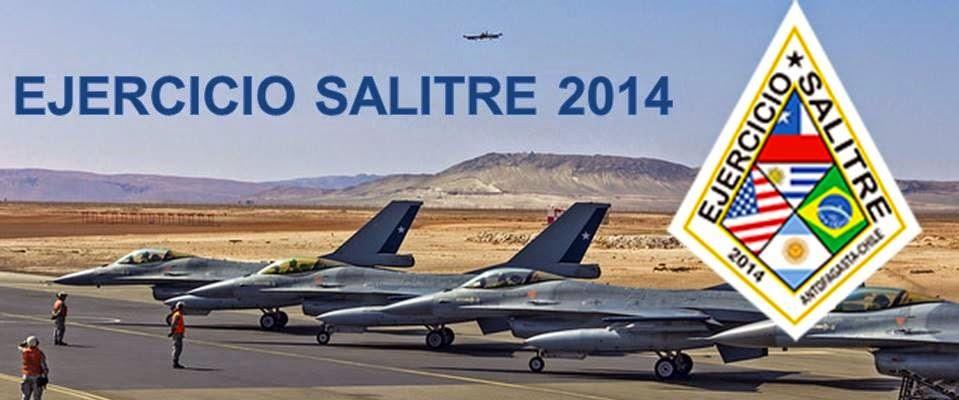 Ejercicio Multinacional Salitre 2014