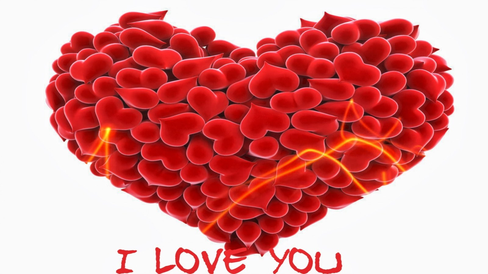 I Love You Heart HD Images