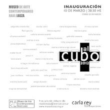 Al cubo 2012
