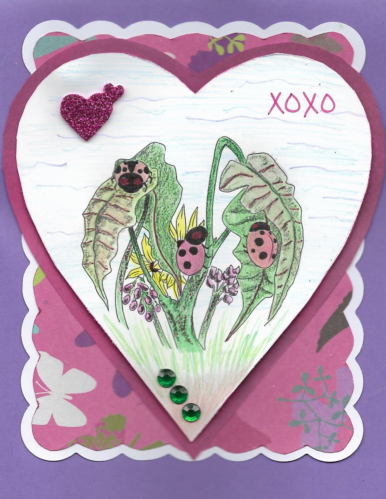Feb 2020 theme card for S4fC blog