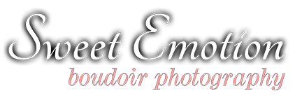 Sweet Emotion Boudoir Photography