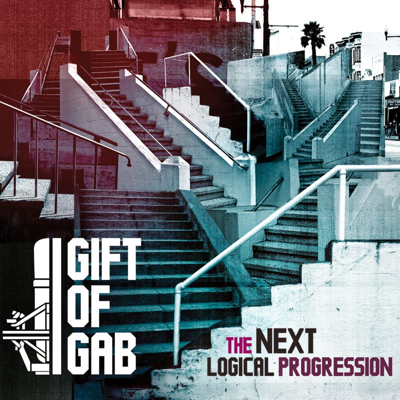 Gift Of Gab - The Next Logical Progression [2012]