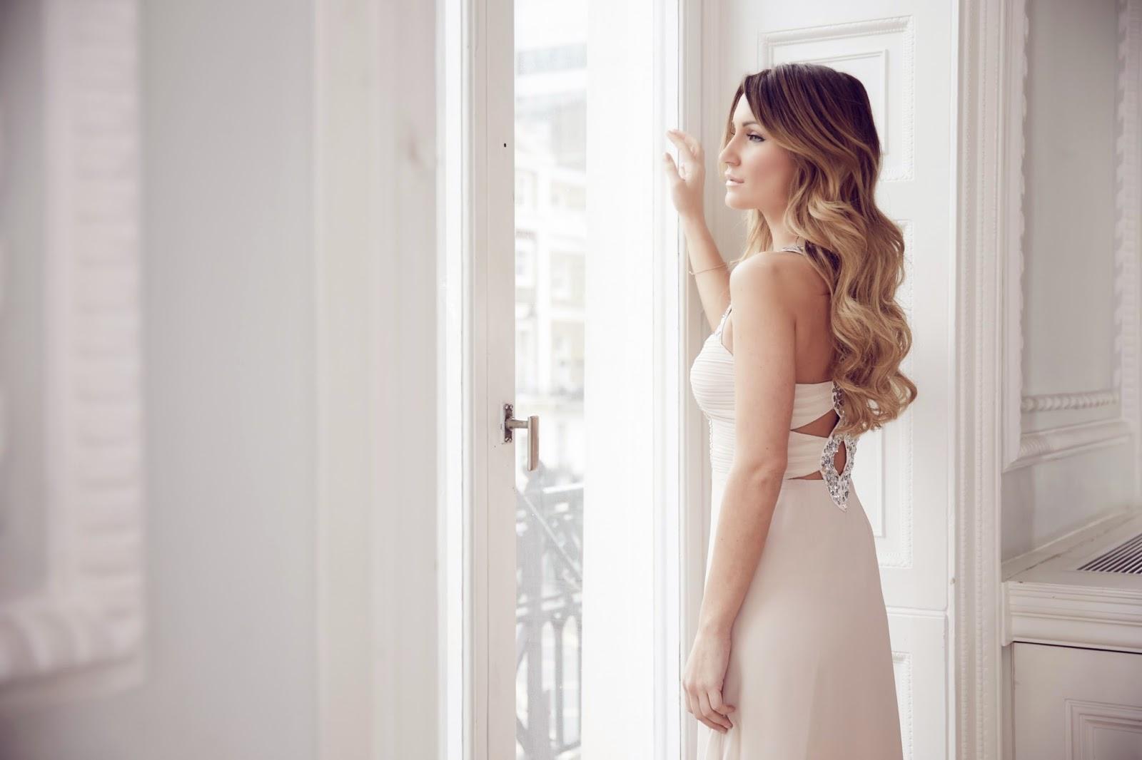 Sam Faier debut perfume La Bella TOWIE