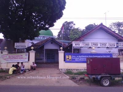 Balai Desa Wonotunggal batang