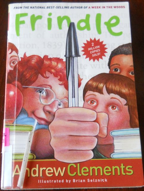 lunch money by andrew clements book report A fifth-grade genius turns the spotlight on grades—good and bad—in this novel from andrew clements the report card by andrew clements lunch money.
