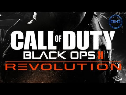 Call of Duty: Black Ops 2 'Revolution' DLC + Redeem Codes on XBOX 360 + PS3 | Free Map Pack Download