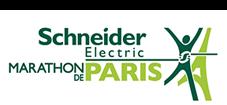 Logo del Maratón de París
