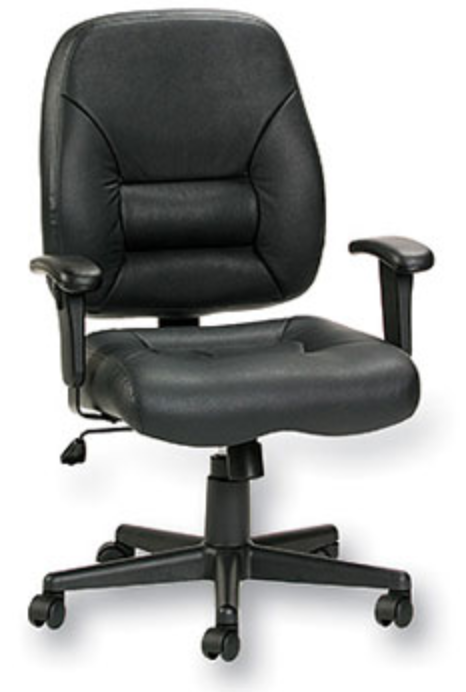 Tuscany Computer Chair by Eurotech