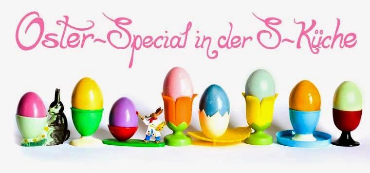 S-Küche : Oster-Special in der S-Küche - Färben mit natürlichen Farben