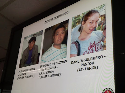 Suspects in Enzo Pastor Murder