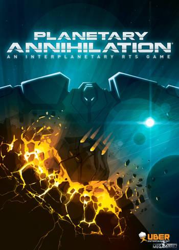 Planetary Annihilation TITANS PC Full Español
