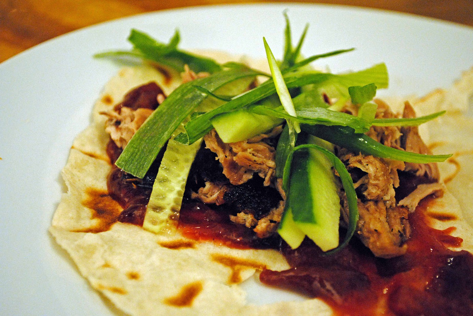Fatboy's Kitchen: Crispy Peking Duck Pancakes