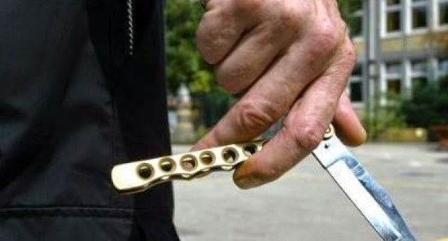 Bıçak Taşımanın Para Cezası Ne Kadar? Artık Bıçak Taşımanın Cezası Var!