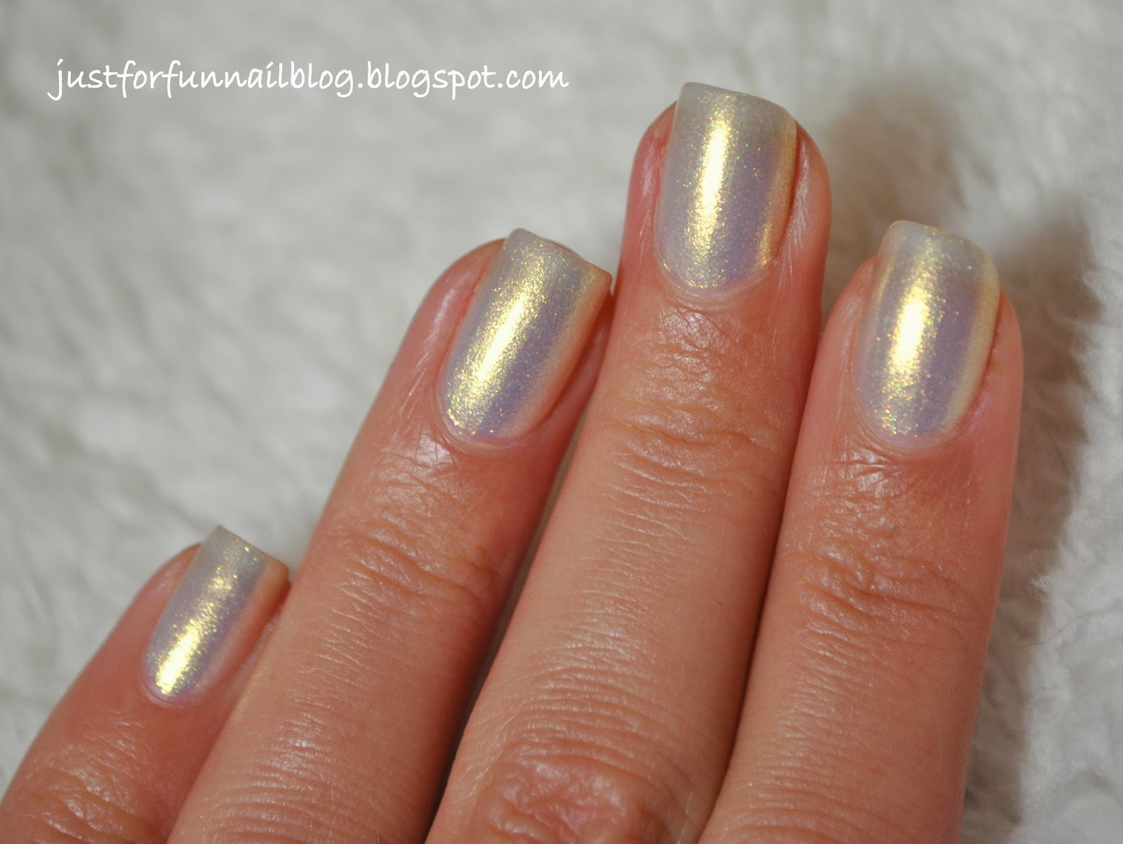 OPI - Ski Slope Sweetie: Swatch & Review