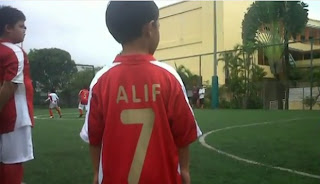 Video Sepak Bola Tristan Alif Naufal Next Messi Indonesia