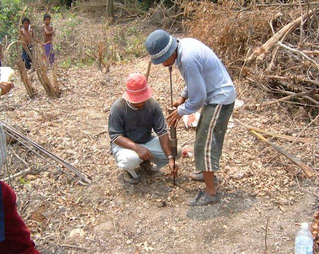 PROBA MACKINTOSH, kajian tanah tapak binaan