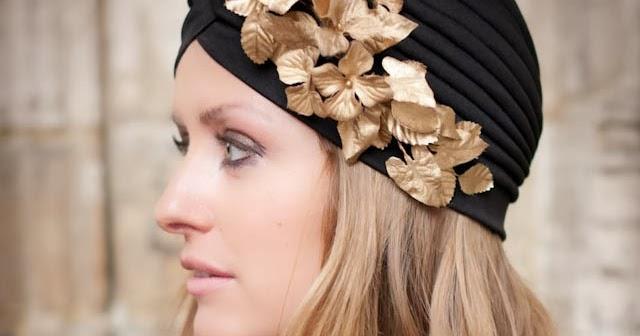 Invitadas con turbante xito asegurado a todo confetti - Turbantes para novias ...