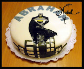"Tarta ""Batman"""